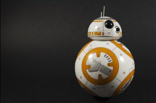 BB-8の模型